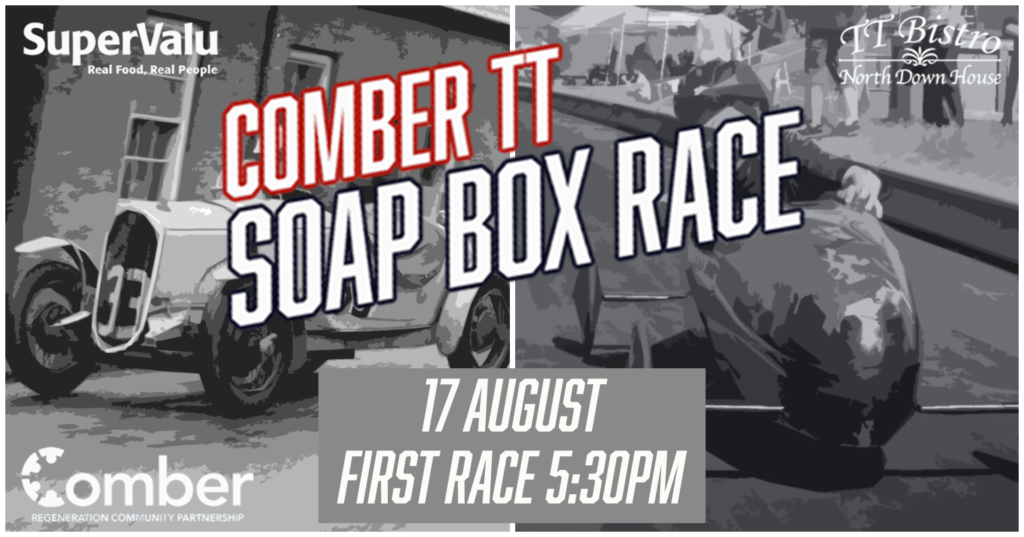 Comber TT Soap Box Race